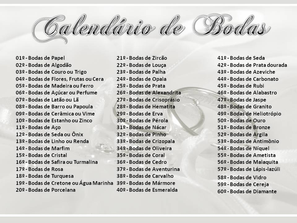 16 Anos De Casamento Que Bodas São: Adilson Domingues - Celebrant & Mestre De Cerimônias